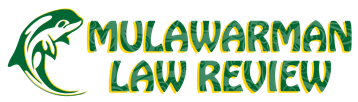Mulawarman Law Review